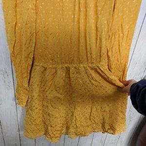 Tularosa Dresses - Tularosa Gianna Dress in Mustard